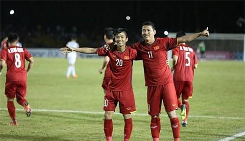 Việt Nam đánh bại Philippines 2-1
