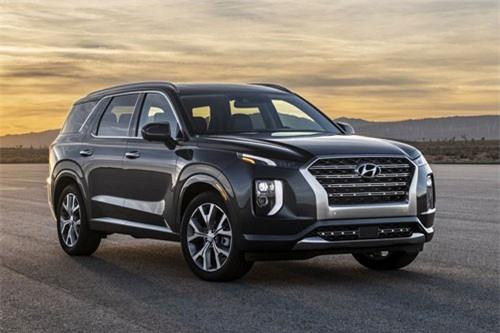 4. Hyundai Palisade 2020.
