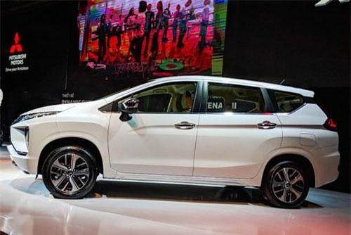 4. Mitsubishi Xpander (doanh số: 9.281 chiếc).