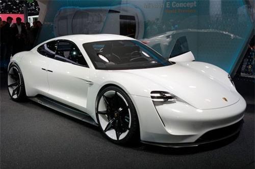 5. Porsche Mission E.