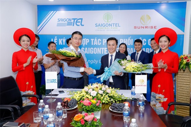 Hợp tác chiến lược giữa SaigonTel, Microsoft và Tech Data sắp diễn ra (ảnh TL)