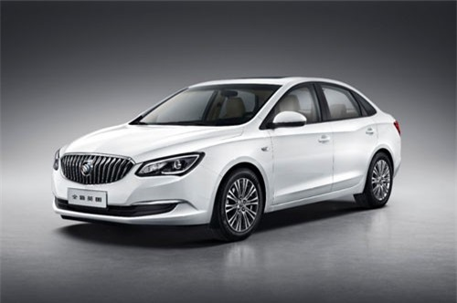 7. Buick Excelle GT (doanh số: 29.316 chiếc).