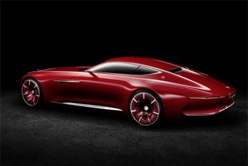 7. Vision Mercedes-Maybach 6.