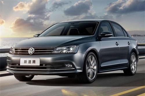 9. Volkswagen Sagitar (doanh số: 26.908 chiếc).
