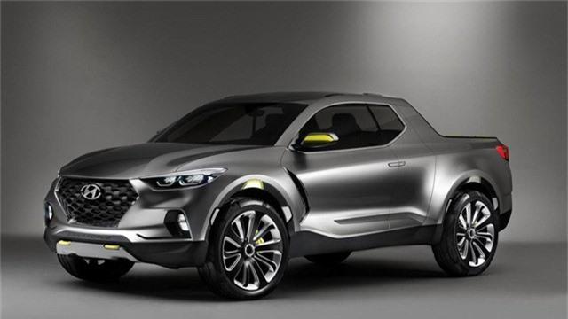 Bán tải Hyundai sẽ ra mắt sớm nhất có thể - Ảnh 1.