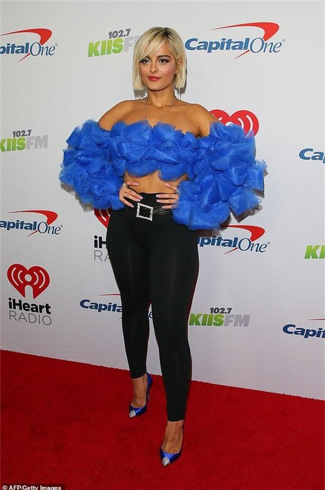 Bebe Rexha khởi nghiệp ca sỹ từ năm 2010