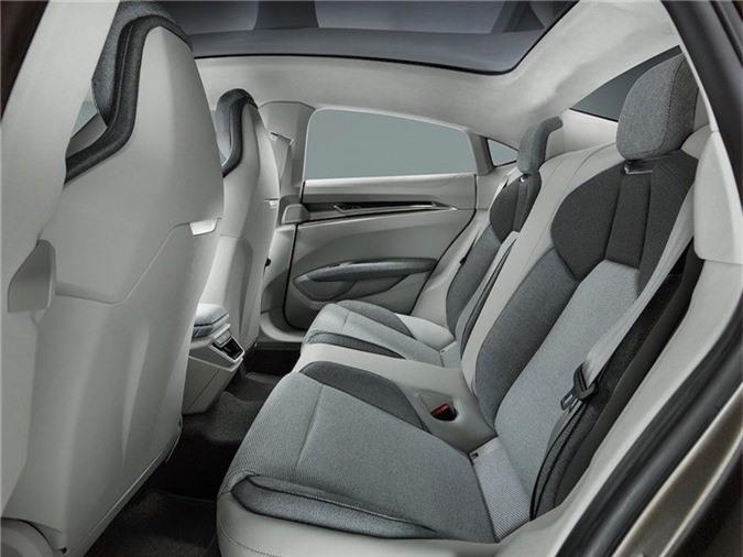 Xem trước xe điện tuyệt đẹp Audi e-tron GT bán ra vào năm 2021 ảnh 5
