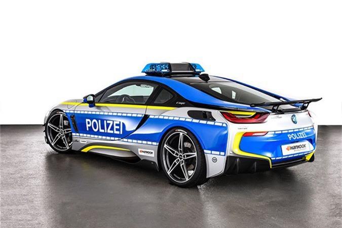 Chi tiet sieu xe BMW i8 Roadster