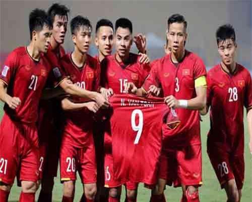 Đội tuyển Việt Nam.