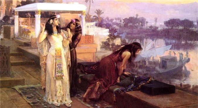 Giai ma bi thuat lam dep cua Nu hoang Ai Cap Cleopatra-Hinh-9