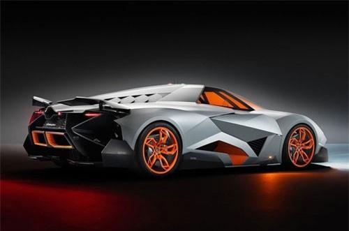 Lamborghini Egoista Concept 2013.