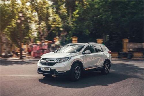 Chi tiết Honda CR-V Hybrid 2019. Honda CR-V Hybrid 2019 cho thị trường châu Âu chính thức ra mắt tại Triển lãm ô tô Paris với đầy đủ thông số chi tiết. (CHI TIẾT)