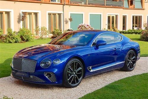 Bentley Continental GT 2019.