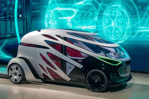 10. Mercedes-Benz Vision Urbanetic.