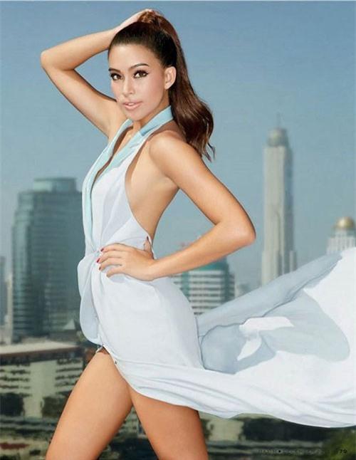 Cô đang là một trong những diên viễn, người mẫu, MC có tiếng ở Thái Lan.