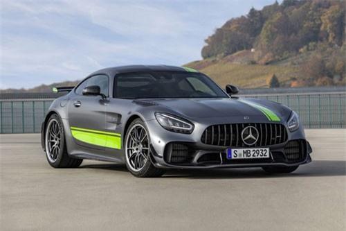 Mercedes-AMG GT-R Pro 2020.