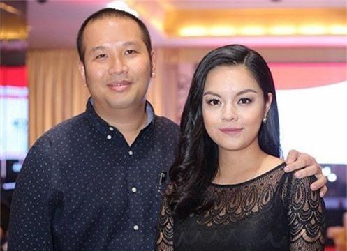 Bảo Anh còn công khai gắn thẻ Quang Huy và Phạm Quỳnh Anh trong dòng trạng thái trên mạng xã hội.