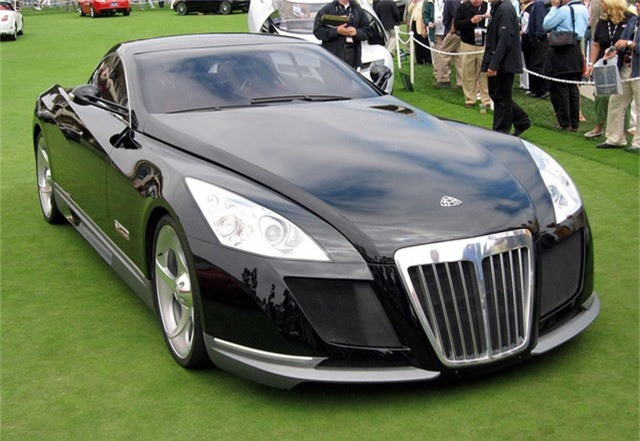 Chiêm ngưỡng những siêu xe đắt đỏ nhất trên thế giới, có tiền chưa chắc đã mua được - Ảnh 2.