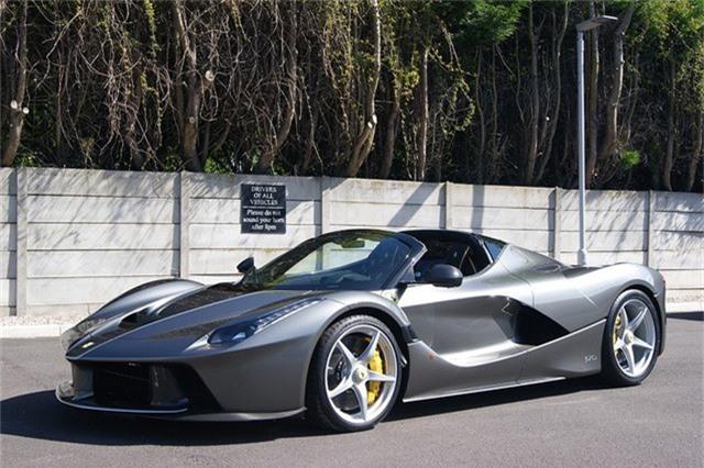 Chiêm ngưỡng những siêu xe đắt đỏ nhất trên thế giới, có tiền chưa chắc đã mua được - Ảnh 3.
