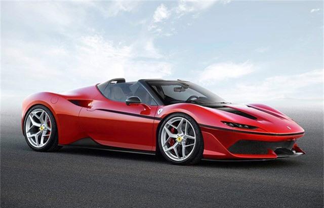Chiêm ngưỡng những siêu xe đắt đỏ nhất trên thế giới, có tiền chưa chắc đã mua được - Ảnh 9.