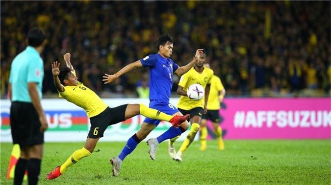 ĐT Malaysia,Chung kết AFF Cup 2018, Malaysia vs Thái Lan