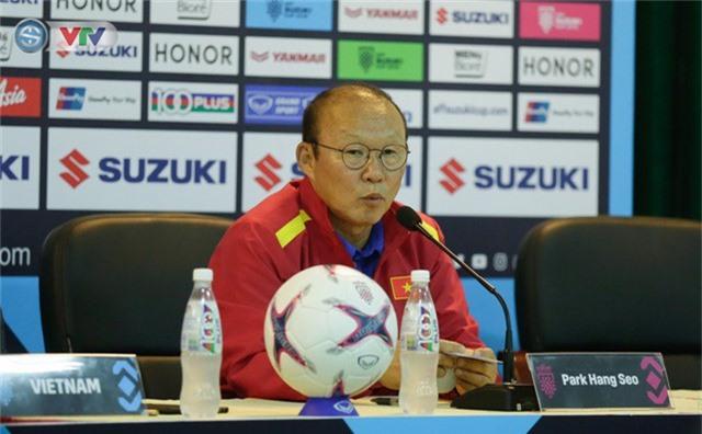 HLV Park Hang Seo khẳng định ĐT Việt Nam sẽ chơi trận đấu tốt nhất trước Philippines - Ảnh 2.