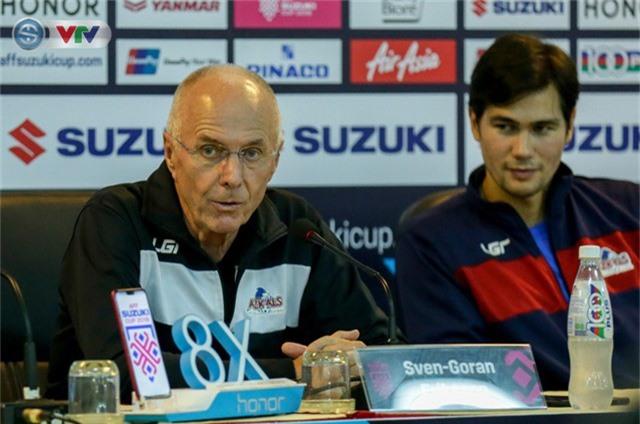 HLV Sven Goran Eriksson: Philippines sẽ chơi tấn công trước ĐT Việt Nam - Ảnh 2.