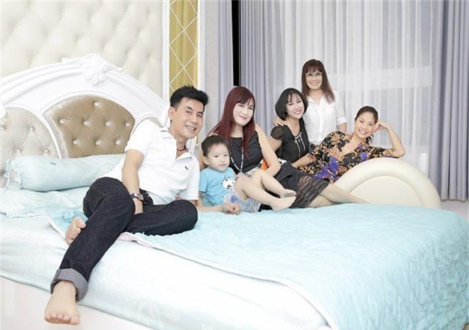 Hé lộ căn hộ siêu sang, rộng hơn 200m vuông của Phi Thanh Vân ở Quận 7 - Ảnh 7.