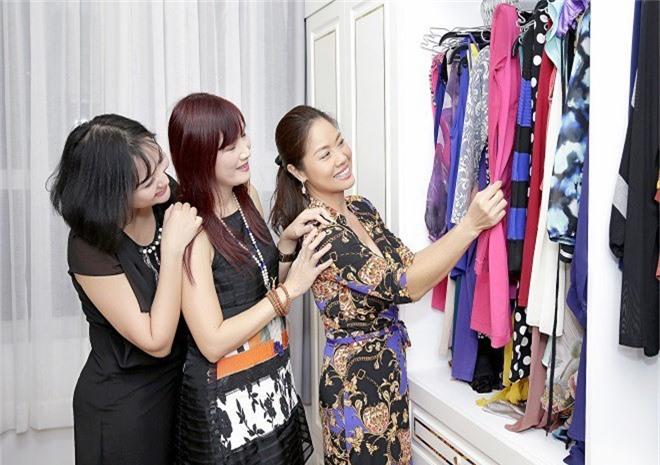 Hé lộ căn hộ siêu sang, rộng hơn 200m vuông của Phi Thanh Vân ở Quận 7 - Ảnh 9.