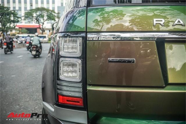 Range Rover Autobiography LWB ngũ sắc của đại gia Sài Gòn - Ảnh 11.