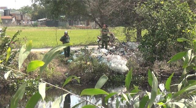 Thi thể nạn nhân được phát hiện xa khu dân cư