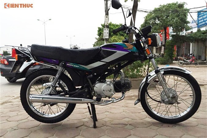 Can canh xe may Honda Win gia 100 trieu tai Ha thanh-Hinh-9