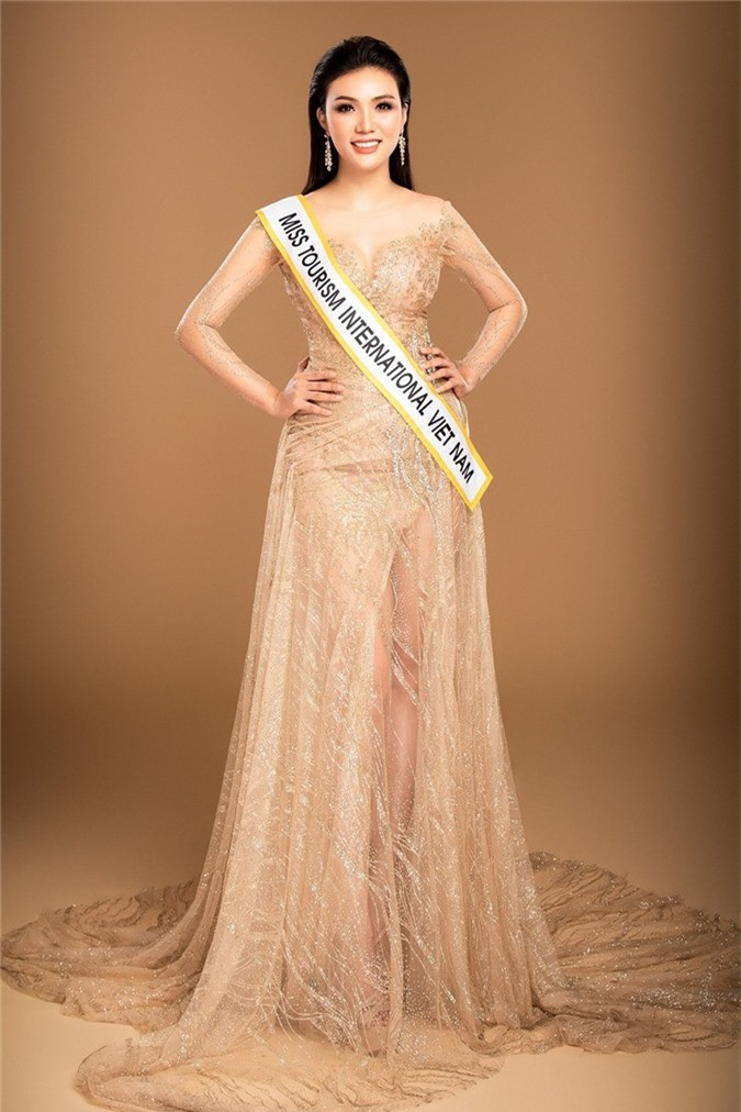 Đại diện Việt Nam tham gia Miss Tourism International là ai? - ảnh 2
