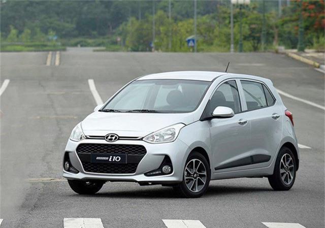 Hyundai Grand i10 lắp ráp trong nước