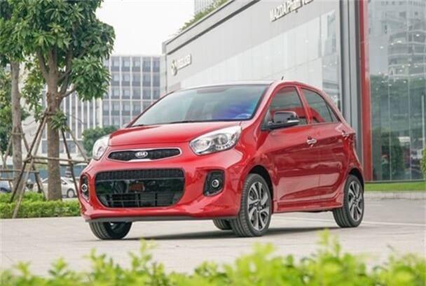 Giống như Hyundai Grand i10, mẫu KIA Morning cũng được lắp ráp trong nước