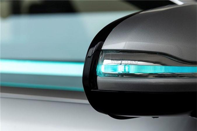 Mercedes-Benz phát triển đèn thông minh dành riêng cho xe tự lái ảnh 5