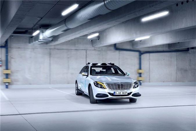 Mercedes-Benz phát triển đèn thông minh dành riêng cho xe tự lái ảnh 6