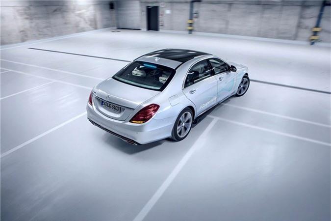 Mercedes-Benz phát triển đèn thông minh dành riêng cho xe tự lái ảnh 7