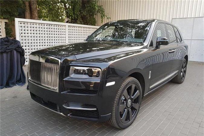 Sieu SUV Rolls-Royce Cullinan gia tu 23,2 ty dong tai An Do-Hinh-10