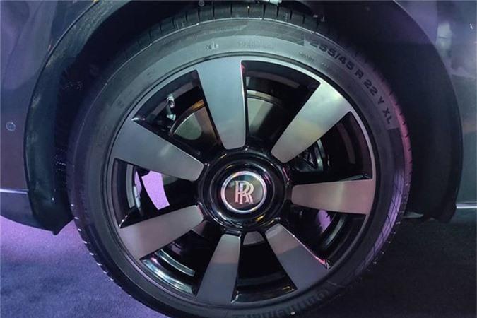 Sieu SUV Rolls-Royce Cullinan gia tu 23,2 ty dong tai An Do-Hinh-3