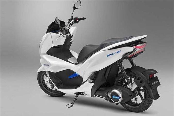 Xe ga dien Honda PCX gia 144,5 trieu dong tai Nhat Ban-Hinh-3