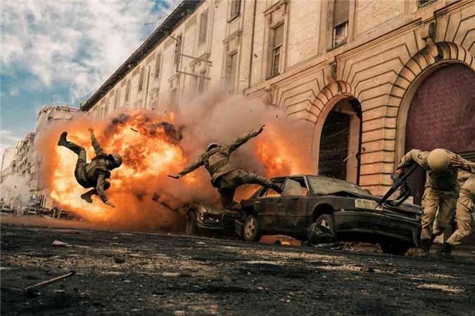 Dòng phim quân sự sẽ bị siết chặt ở Trung Quốc.