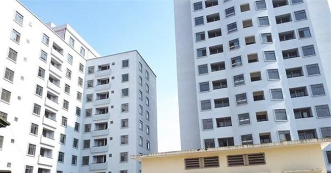 Quận 1 được sử dụng 174 căn hộ để tái định cư các dự án chỉnh trang đô thị trên địa bàn (ảnh TL).