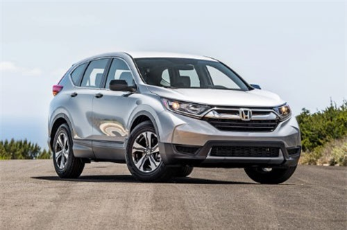 3. Honda CR-V (doanh số: 31.488 chiếc).