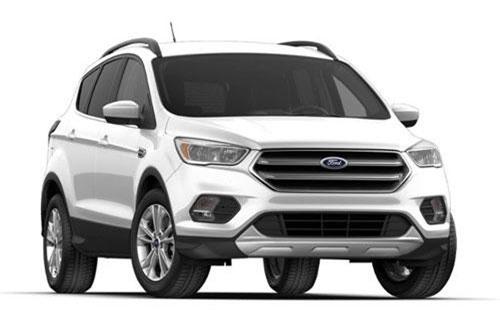 4. Ford Escape (doanh số: 21.516 chiếc).