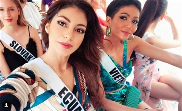 Bận rộn với lịch trình dày đặc tại Miss Universe, HHen Niê vẫn khiến fan hâm mộ tự hào vì điều này - Ảnh 3.
