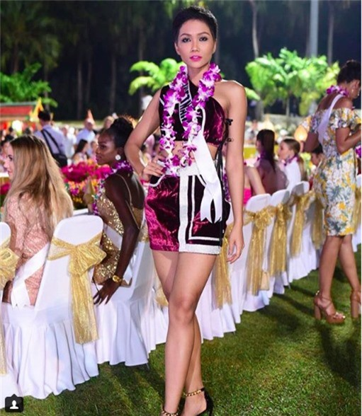 Bận rộn với lịch trình dày đặc tại Miss Universe, HHen Niê vẫn khiến fan hâm mộ tự hào vì điều này - Ảnh 5.