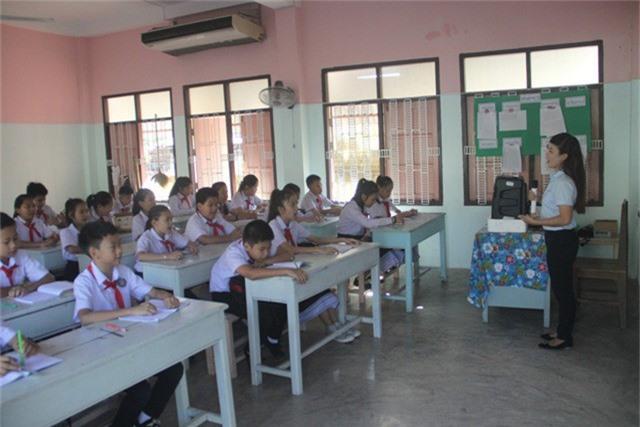 Cô Huyền nói rằng, phải gợi gợi được cảm hứng cho học sinh về ngôn ngữ tiếng Việt.