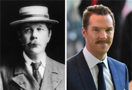 Benedict Cumberbatch quả thực có mối nhân duyên không hề tầm thường với nhân vật thám tử lừng danh Sherlock Holmes khi ở ngoài đời thật, nam tài tử nước Anh là họ hàng xa của nhà văn Arthur Conan Doyle. Benedict Cumberbatch và Conan Doyle đều có chung ông tổ John of Gaunt, một trong năm người con của vua Edward III.