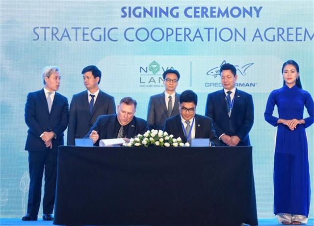 Tập đoàn Novaland ký kết hợp tác chiến lược cùng Tập đoàn toàn cầu Minor Hotels trong việc quản lý vận hành 07 khu khách sạn - nghỉ dưỡng với tổng số hơn 3.500 phòng